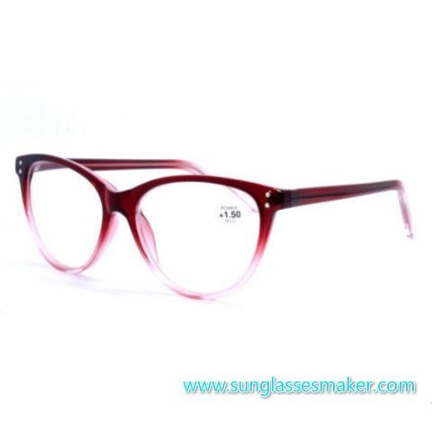 Wholesale Cheap Design Personal Optics Reading Glasses Cp Injection Reading Glasses (178106YT)