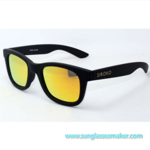 Skull Ridcr Sunglasses with Polarized Sunglasses (150157CH)