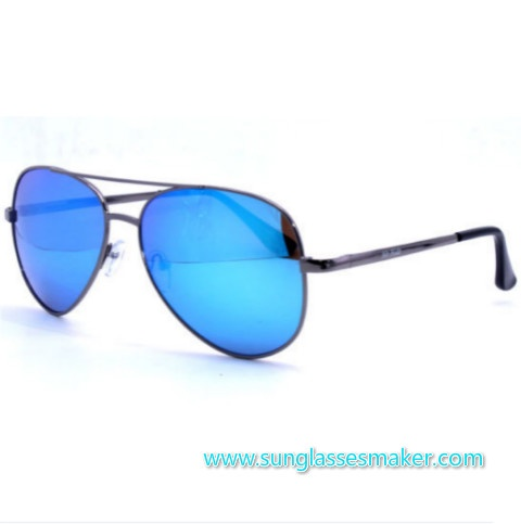 High Quality and Cool Design Metal Sunglasses, Frame Glasses as You Lik