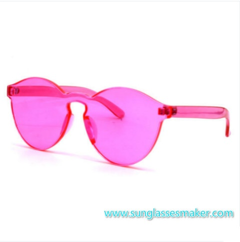 Wholesale PC Round Dr Sun Glasses, 2017 Fashion Sunglasses Ce and FDA