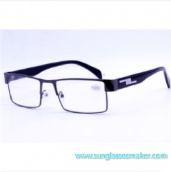 Metal Reading GlassesDesign Optics Reading GlassesOptical Reading Glasses Fram