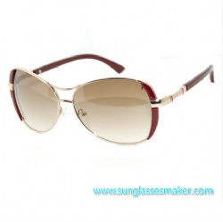 Seckill Metal Sunglasses (SZ1542)