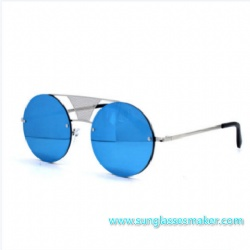 Latest Technology Metal Fashion Sunglasses 2017 Ce