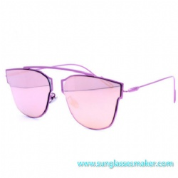 OEM Logo Metal Sunglasses Cheap Wholesale Sunglasses China Custom Logo FDA