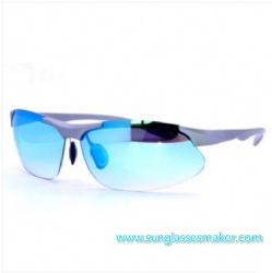 Ultra-Light and UV Protection Sports Sunglasses (3261) Ce FDA